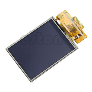 2-4-034-240x320-SPI-Serial-TFT-Color-LCD-Module-Display-ILI9341-Touch-Panel-Screen