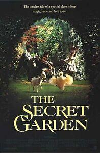 THE-SECRET-GARDEN-1993-Original-DS-2-Sided-One-Sheet-27x40-034-Movie-Poster