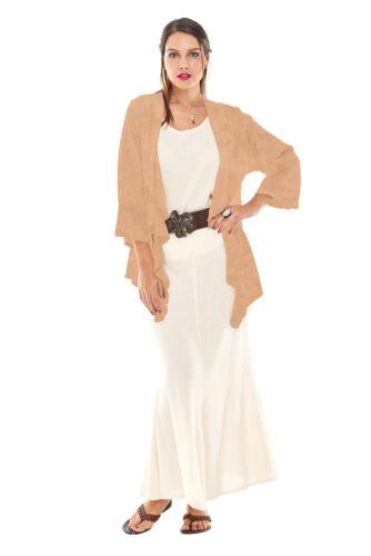 Oh My Gauze Kendra Jacket 100/% Comfortable Cotton Lagenlook