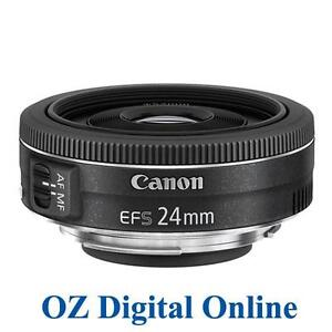 NEW-Canon-EF-S-24mm-f-2-8-STM-Lens-24-f2-8-1-Yr-Au-Wty