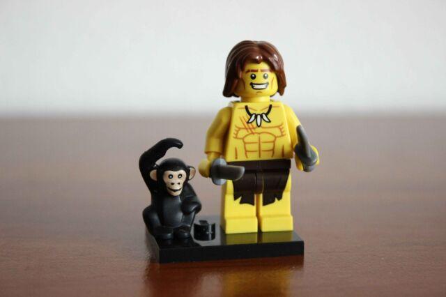 JUNGLE BOY-Collectible Series 7 Mowgli Chimp-NEW LEGO Minifigure 8831 col07-10