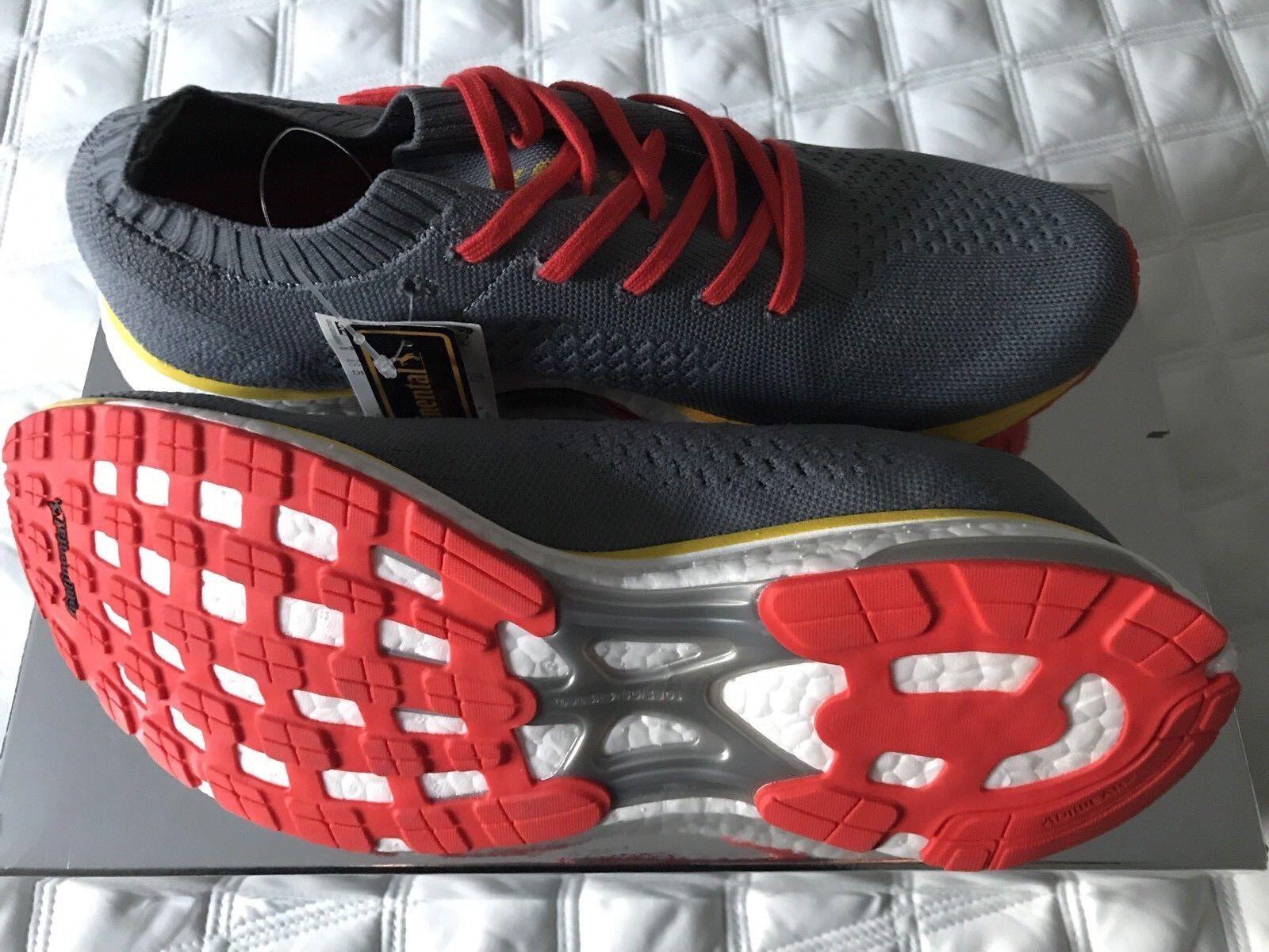 sports shoes 5e165 4eccf Adidas X Kolor AdiZero Prime Boost shoes Grey Mens Size 7.5 DB2545 Brand New