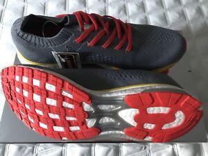 new concept 6b639 758f8 Image is loading Adidas-X-Kolor-AdiZero-Prime-Boost-Shoe-Grey-