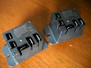 Lot-of-2-Zettler-Mini-Power-Relay-SPDT-120V-30A-AZ2280-1C-120AF-New