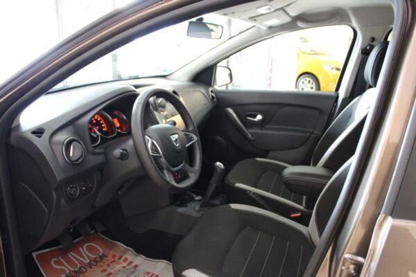 Dacia Logan Stepway 1,5 dCi 90 Prestige MCV - billede 3