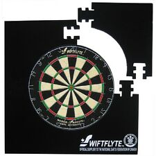 SWIFTFLYTE  DARTBOARD SURROUND 4 PIECE SQUARE  EVA FOAM