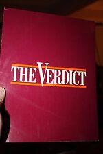"1982 20th Century Fox  Academy Awards Promotional Program for ""The Verdict"""