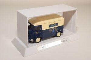 MATCHBOX-1947-CITROEN-HY-H-VAN-MARTELL-NEAR-MINT-BOXED
