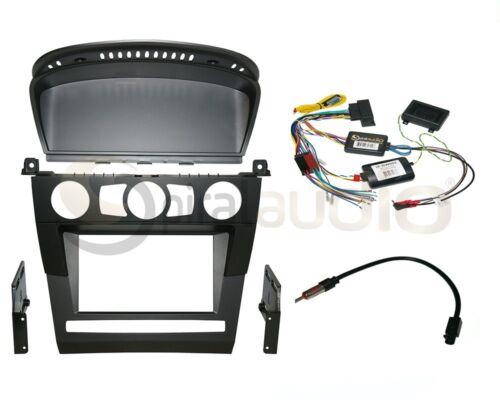 Radio Stereo Dash Kit Standard 2DIN SWC Harness Interface Antenna BW27