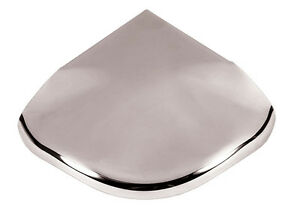 Wave-Structural-Corner-Foot-Rest-Stainless-Steel