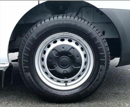 Genuine Ford Transit Custom tapacubos de rueda de ajuste bk211130ca X4