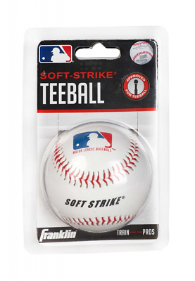 Blister Ball Franklin Teeball Syntex®/solid Rubber Baseballbälle Ballsport