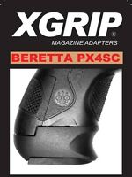 X-grip Brpx4sc Adapter Use Beretta Px4 Full-size Mag In Px4sc Sub-compact 9mm/40