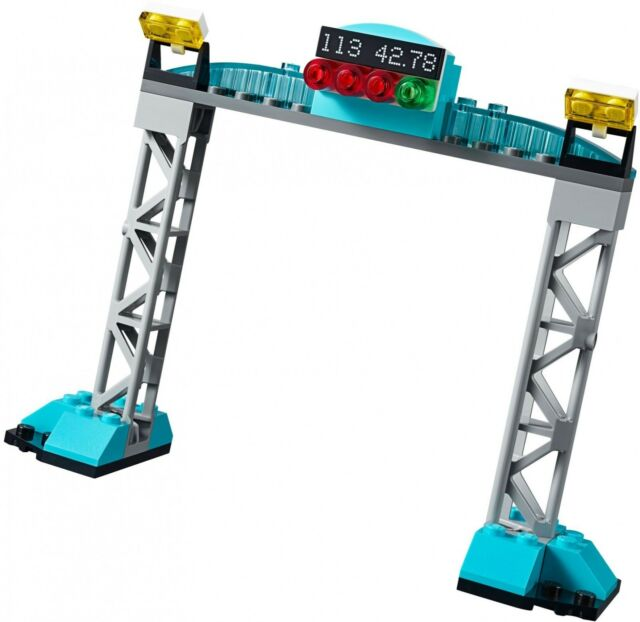 W010AC x2 Lego Minifigure Weapon Long Super Gun /& Barrel Pistol Gun Lot of 2 NEW