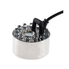 AGPtEK Aluminum LED Mist Maker Fog Maker for Water Fountain Pon... Free Shipping