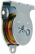 """Stanley National Hardware 3219BC 2"""" Zinc Plated Wall/Ceiling Mount Single Pulley"""
