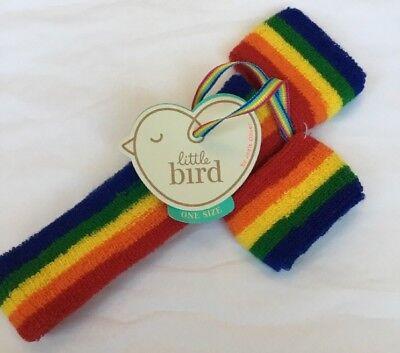 Amichevole Little Bird By Gioielli Oliver Rainbow Fascia Elastica Set Cerchietto Taglia Unica Retro ???? ???? ????-mostra Il Titolo Originale Materiali Superiori