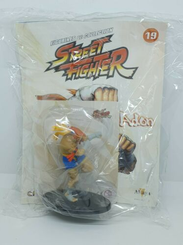 Figurine Street Fighter Adon capcom neuf sous blister