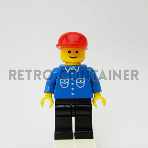Lego Minifigures 1x but012-Man-Classic Town Man Minifig SET 1966