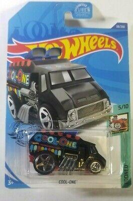 2020 Hot Wheels Tooned Cool-One Black 38