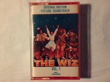 COLONNA SONORA The wiz vol. 1 mc cassette k7 ITALY RARA MAI SUONATA UNPLAYED!!!