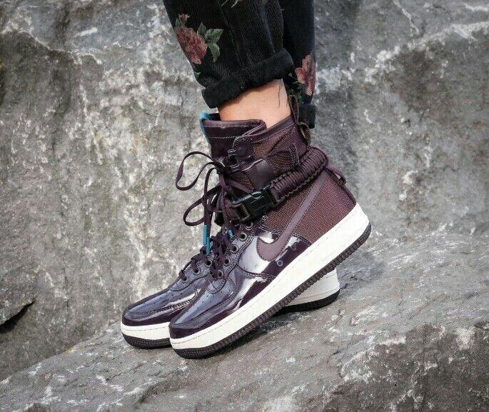 W Nike SF AF1 SE PRM PRM PRM AJ0963 600  för billigt