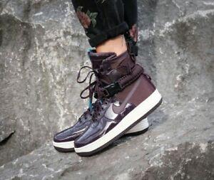 premium selection a32a2 52279 Details about W Nike SF AF1 SE PRM - AJ0963 600