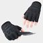 thumbnail 6 - Outdoor Half Finger Gloves Tactical Shooting Gloves Hard Knuckle Army Gloves