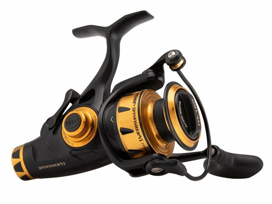 Penn Spinfisher VI Live Liner Spinning 2500-8500 Cocherete NUEVO 2019