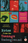 Notes from the Teenage Underground by Simmone Howell (Paperback, 2007)
