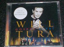 WILL TURA - GOSPEL LIVE ! (2 CD  Limited Edition met bonus CD Witte Kerstmis !)