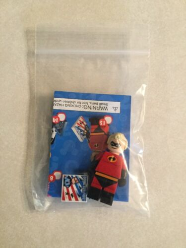 Disney LEGO Minifigure Disney Mr Incredible Brand-New