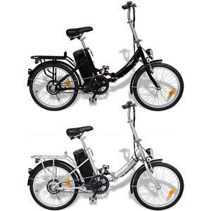 elektro klapprad 20 zoll alu elektrofahrrad ebike e bike. Black Bedroom Furniture Sets. Home Design Ideas