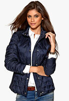 RRP £195 CLEARANCE SALE Tommy Hilfiger Ladies Navy Blue Nova Down Jacket Large