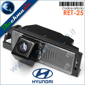 BlackMusic-telecamera-posteriore-Hyundai-iX35-Retrocamera-CCD-con-luce-targa