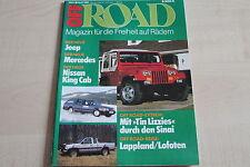 164033) Toyota Land Cruiser LJ 70 - Fiat Panda 4x4 - Off Road 04/1986