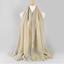 Plain-Color-Shiny-Shimmer-Glitter-Sparkly-Scarf-Hijab-Shawl-Wrap-Wedding thumbnail 4