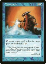 Power Leak Beta MINT Blue Common MAGIC THE GATHERING MTG CARD ABUGames