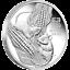miniatuur 1 - Australien 50 Cents 2020 Jahr der Maus | Mouse (1.) Lunar III - 1/2 Oz Silber PP
