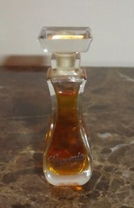 Vintage Giorgio Beverly Hills Perfume Bottle 7.5 ML 1/4 FL. OZ.