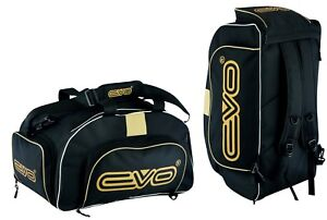 EVO-GYM-Sports-kit-bag-backpack-Duffle-football-Fitness-Training-MMA-Boxing-Bags