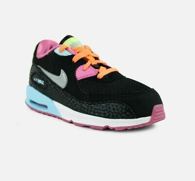 Nike AIR MAX 90 2007 (TD) TODDLER SHOES SNEAKERS 408112 063 Multi color sz 4C | eBay