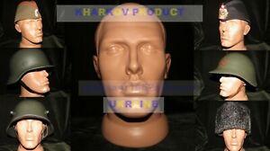 "Head mannequin "" Hans / Ганс "" Headwear Demonstration #1"