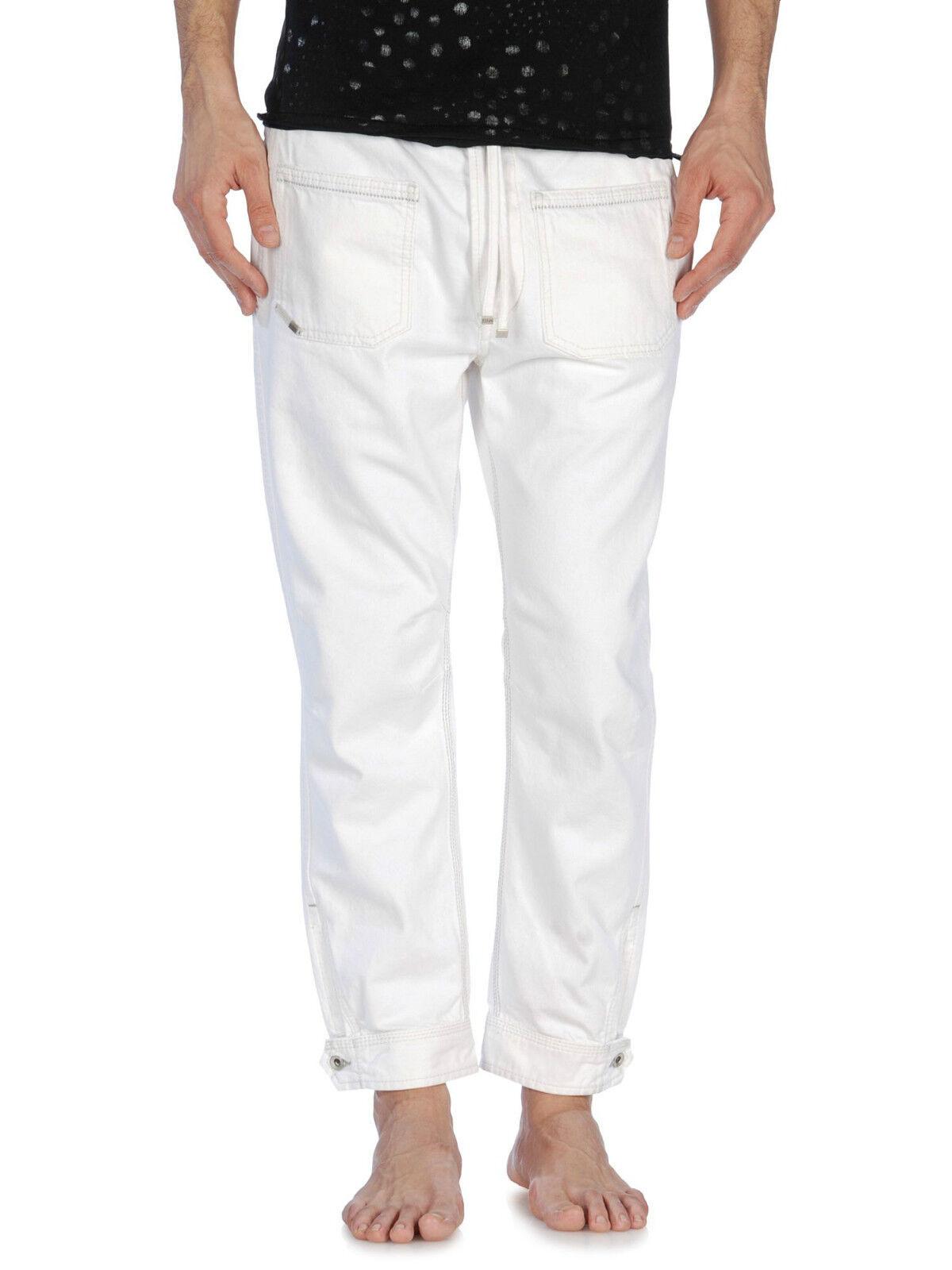 DIESEL ed-rakee 0812P Jeans W30 100% AUTENTICO