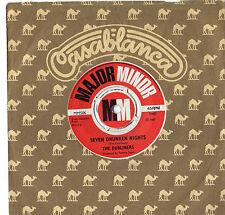 "Dubliners - Seven Drunken Nights 7"" Single 1967"