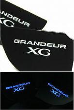 Inside LED Door Catch Plate Blue DIY Modul Kit 4p For Hyundai Grandeu XG