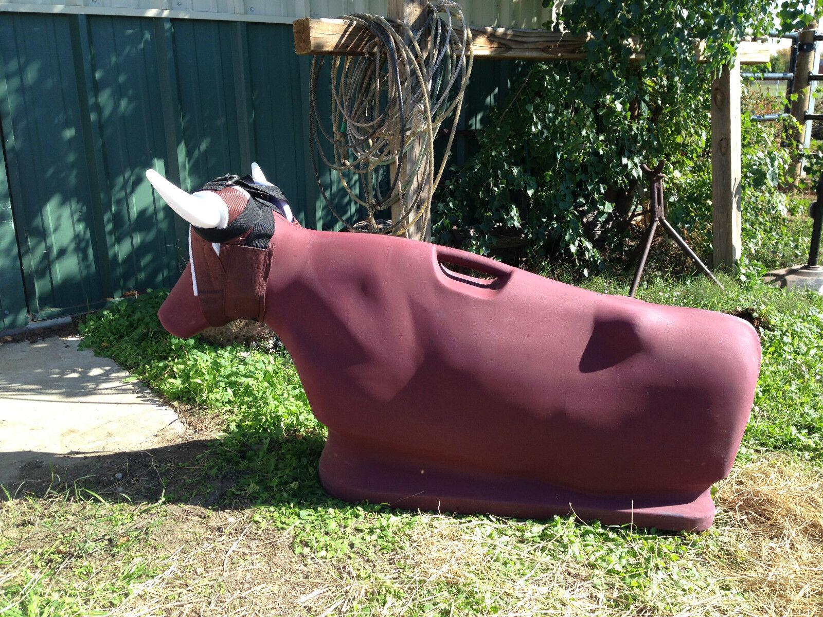 Maroon  Something Steer  (Something Dummy), Team Roping, Heading SALE PRICE