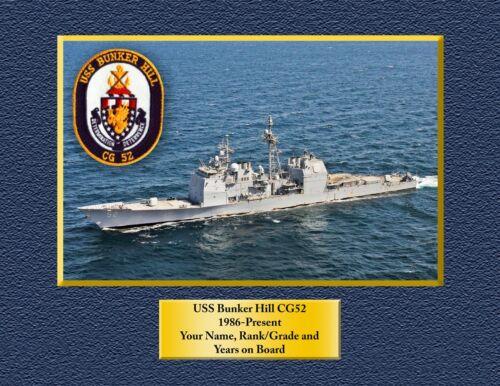 USS CAPODANNO DE-FF 1093 Custom Personalized Print of US Navy Ships Gift Idea