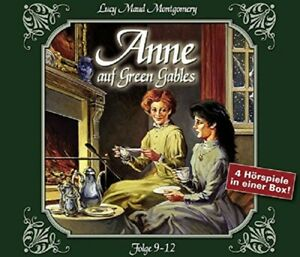L-M-MONTGOMERY-ANNE-OF-GREEN-GABLES-BOX-3-4-CD-NEW