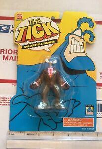 The Tick Death Hug Dean Action Figures Toys Bandai 1994 TV Shows Animated